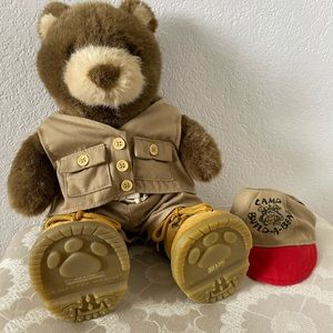 Build A Bear with Clothes & Accessories Camp Gear